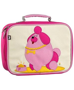 Beatrix Lunch Box Bag Pocchari Poodle