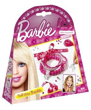 Barbie Doll-icious Bracelets