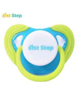 1st Step Pacifier - Blue