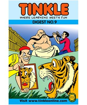 Tinkle Digest No. 9