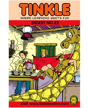 Tinkle Digest No 22 - English