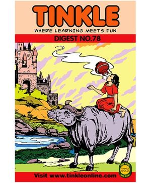 Tinkle Digest No 78 - English