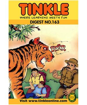 Tinkle Digest No 163 - English