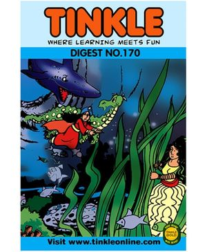 Tinkle Digest No 170 - English