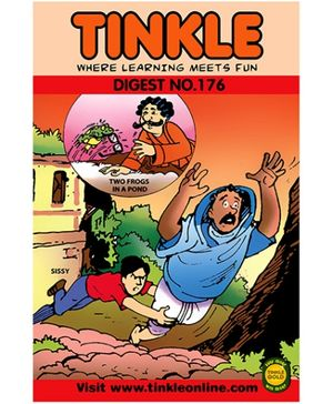 Tinkle Digest No 176 - English