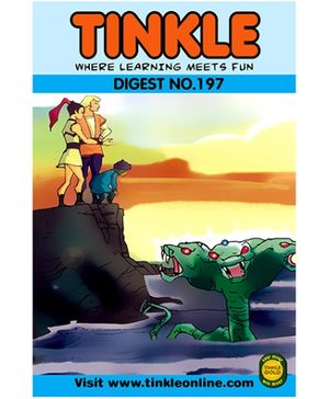 Tinkle Digest No 197 - English