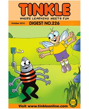 Tinkle Digest No. 226
