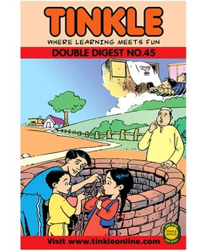 Tinkle Double Digest No. 45