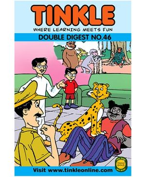 Tinkle Double Digest No. 46