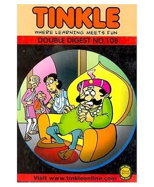 Tinkle Double Digest No 108