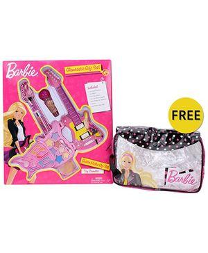 Barbie My Beauty Guitar Make Up Set
