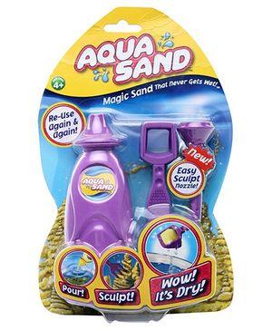 Aqua Sand Magic Sand - Purple