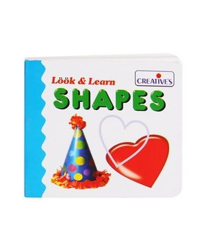 Creative's - Look & Learn Shapes