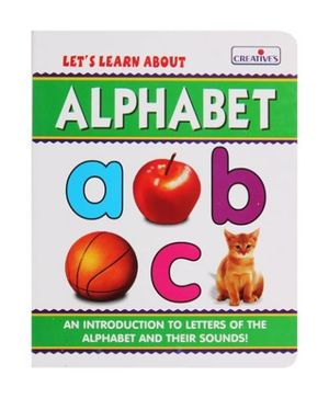 Creatives - Let's Learn About Alphabets