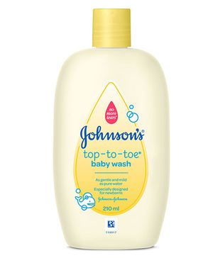 Johnson's baby Top to Toe Wash - 200 ml