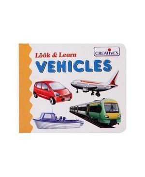 Creative's - Look & Learn - Vehicles