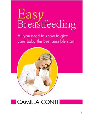 Pegasus Easy Breastfeeding Book - English