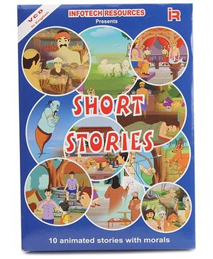 Infotech Resources Short Stories for Children VCD English