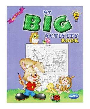 Navneet - My Big Activity Book (Part 2)