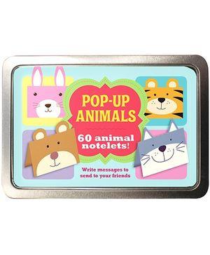 Parragon Pop Up Animal Book - English
