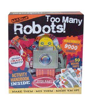 Parragon Make Robots - English