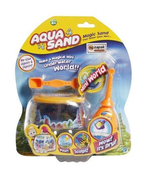Zapak Mini World Aqua Sand