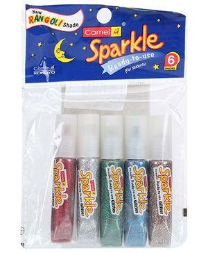 Camel Sparkle Set - Pack Of 6