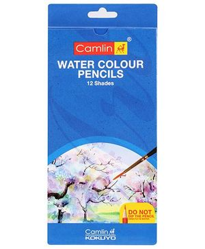 Camlin Colour Pencils- 12 Shades