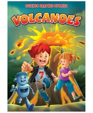 Macaw Volcanoes Book - English