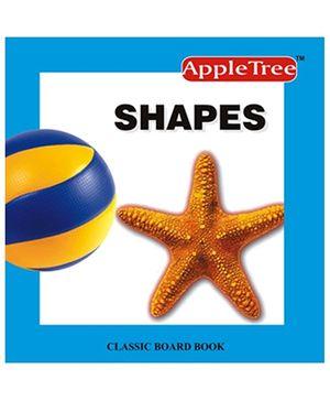 Apple Tree Board Book- Shapes