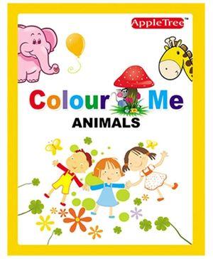 Apple Tree Colour Me- Animals