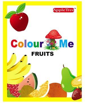 Apple Tree Colour Me- Fruits