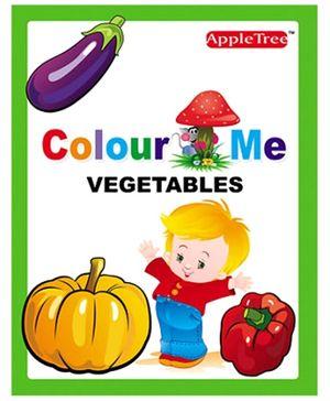 Apple Tree Colour Me- Vegetables