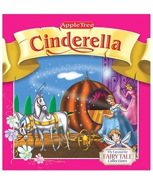 Apple Tree Fairy Tales Cinderella Book - English