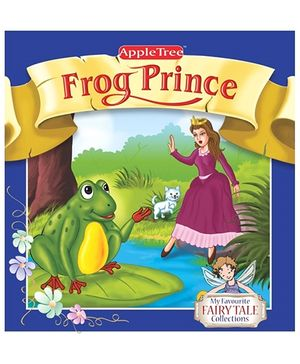 Apple Tree Fairy Tales Frog Prince Book - English