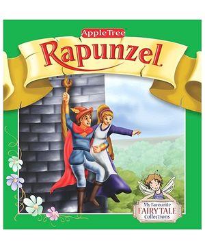 Apple Tree Fairy Tales Rapunzel Book - English