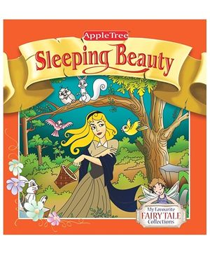 Apple Tree Fairy Tales Sleeping Beauty Book - English
