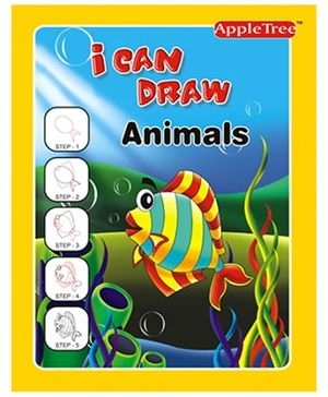 Apple Tree I Can Draw- Animals