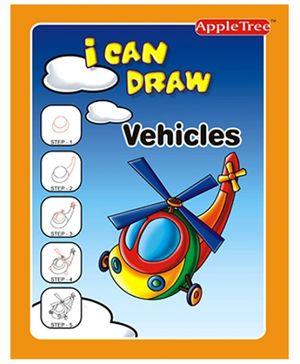 Apple Tree I Can Draw- Vehicles