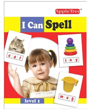 Apple Tree I Can Spell Level 1 Book - English