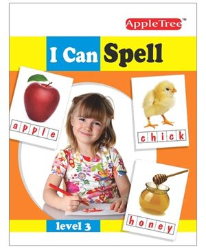 Apple Tree I Can Spell Level 3 Book - English