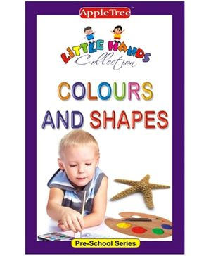 Apple Tree Little Hands Colours and Shapes- English