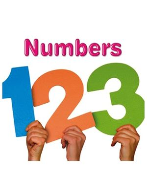 Apple Tree Little Master Collection Numbers- English