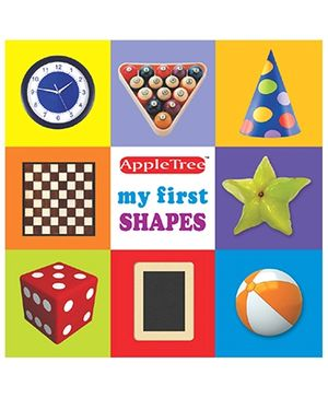 Apple Tree Picture Book My First Shapes- English