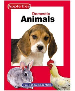 Apple Tree Pre School Series Domestic Animals- English