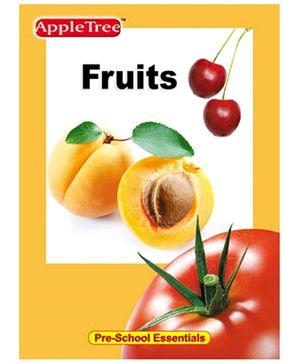 Apple Tree Pre School Series Fruits- English