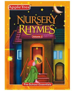 Apple Tree Preschool Nursery Rhymes Vol. 2- English