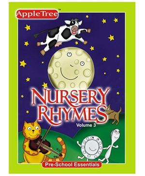 Apple Tree Preschool Nursery Rhymes Vol. 3- English