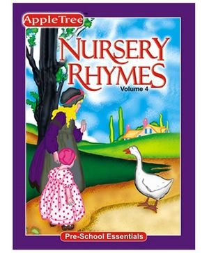 Apple Tree Preschool Nursery Rhymes Vol. 4- English
