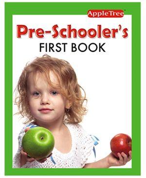 Apple Tree Preschooler's First Book- English